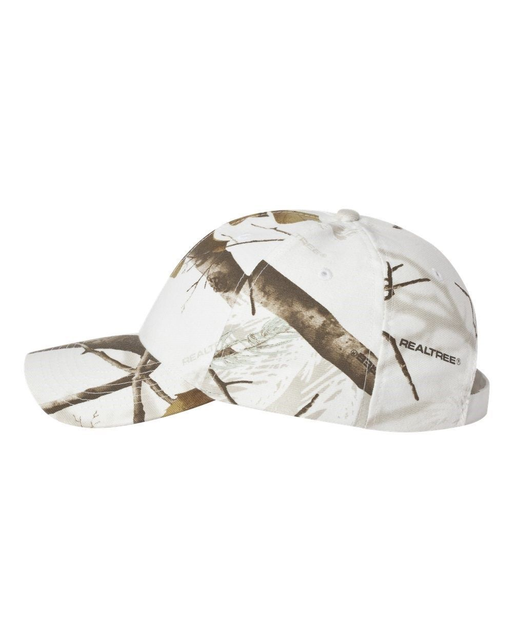 ea6cc4c4135 Kati Cap NEW Realtree AP Snow Mossy Oak Break Up Blaze Camo Camouflage Hat  SN200 picclick.com