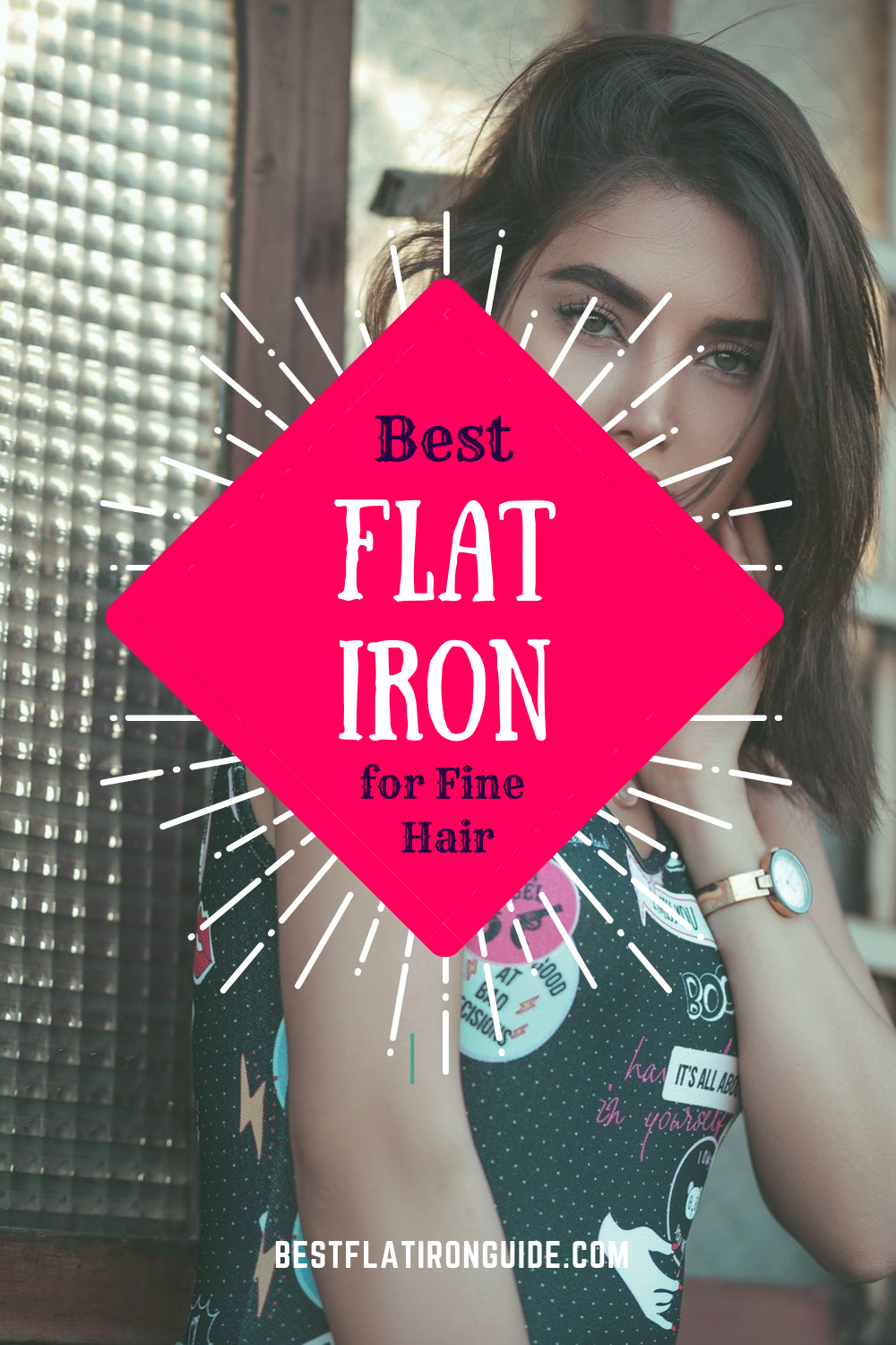 Best Flat iron for Fine Hair - Read complete analysis about Best Straightener Iron for Fine Hair. #flatironwaves Hair Straightener is requisite for a makeover as it makes hair look super shiny and silky. Best Straightener iron or flat iron is the tool used to change the structure of the hair temporarily by breaking the hydrogen bond in the hair cortex. Here you will find best Flat Iron or Best hair Straightener iron for you according to your hair type. #bestflatiron #bestFlatIronforfinehair #str #flatironwaves