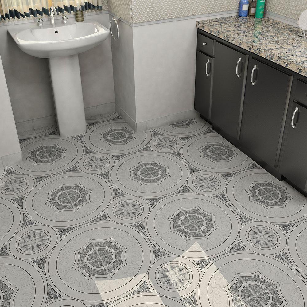 Merola tile agadir negro 12 12 in x 12 12 in ceramic floor and null agadir negro 12 12 in x 12 12 dailygadgetfo Gallery