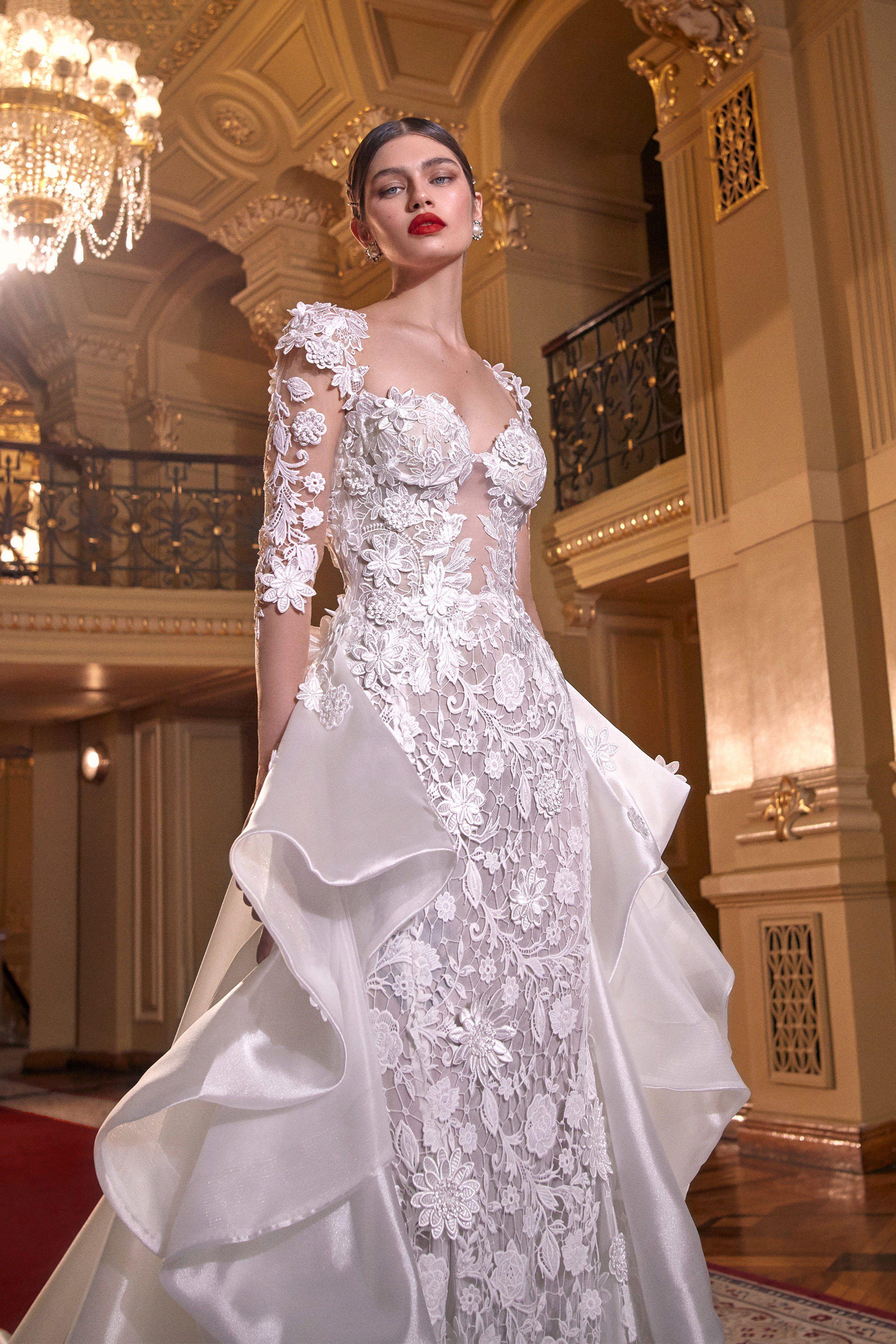 Galia lahav bridal spring 2020 fashion show collection