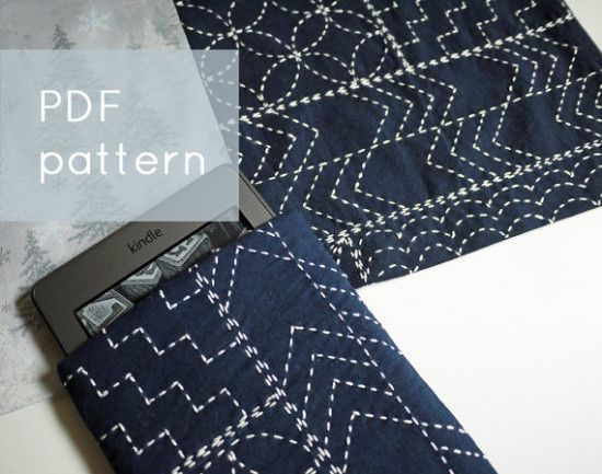 Japanese style embroidery patterns.