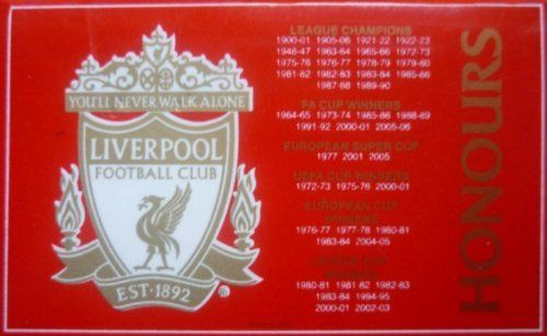 FREE DELIVERY RED LIVERPOOL 5ft x 3ft CHECKERED FLAGS Choice of Designs
