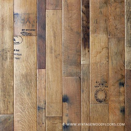 The Vintage Wood Floor Company Vintners Collection Coopersmark