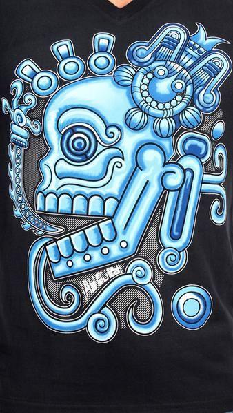 2011cb9ca Miquiztli Aztec Art, Pattern Art, Art Patterns, Mexican Art, Indian Art,