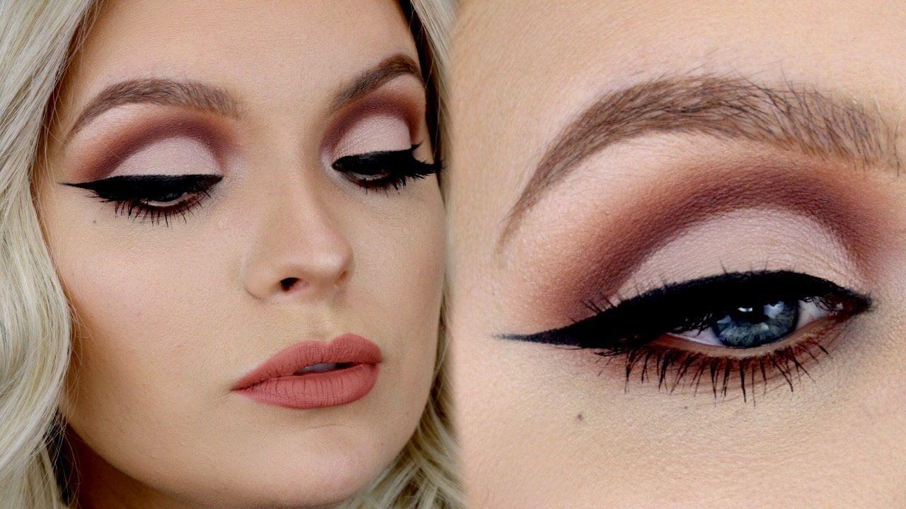 Cut crease tutorial hooded eyes cutcreasehoodedeyes cut eye cut crease tutorial hooded baditri Choice Image