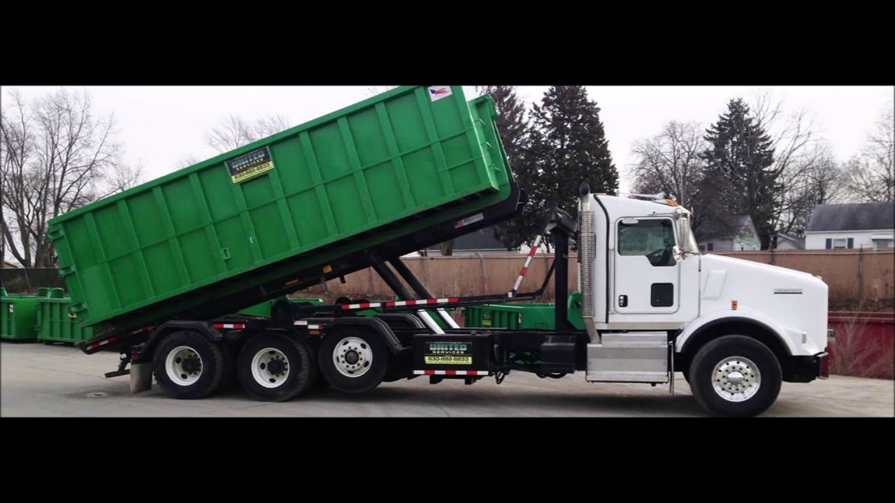 Dumpster rental service dumpster services in omaha ne