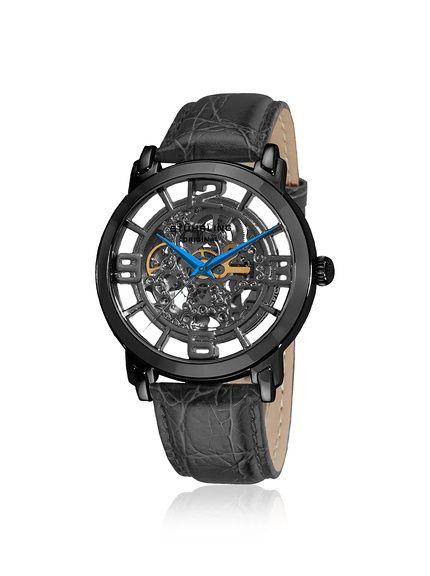 Stuhrling Men's 165B.335569 Winchester Grand Black Watch, http://www.myhabit.com/redirect/ref=qd_sw_dp_pi_li?url=http%3A%2F%2Fwww.myhabit.com%2Fdp%2FB003LO12AE%3F