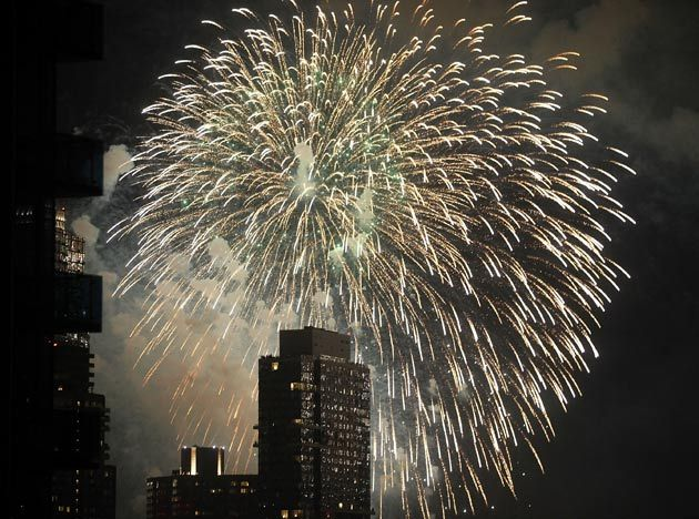 How to find the best July 4th fireworks