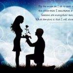 best romantic happy new year 2018 messages wishes status quotes for gf