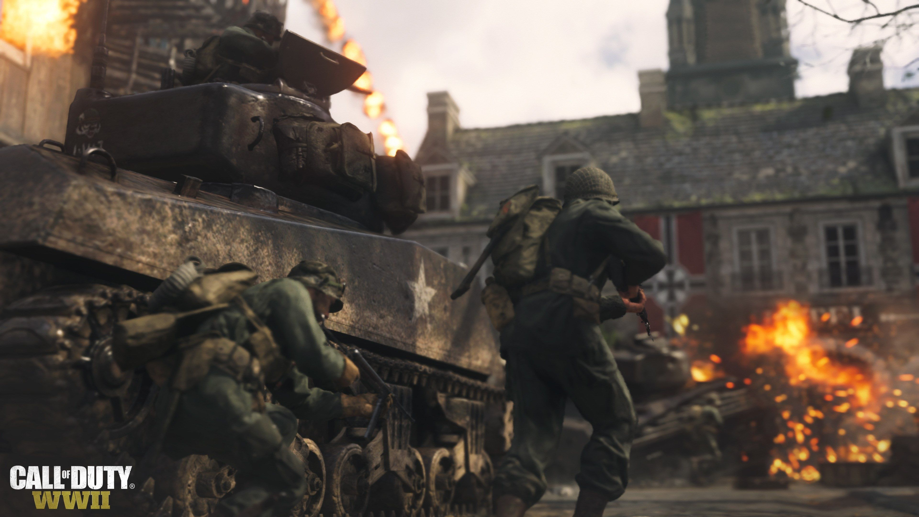 3840x2160 Call Of Duty Wwii 4k Wallpaper Of Windows Call Of Duty