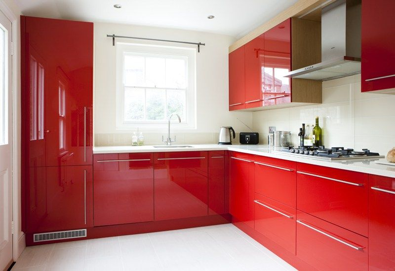 Pics Photos Kitchen Red Kitchen Pictures Kitchens Modern Red Kitchen Cabinets Pictures Of Kitchens Modern Red Kitchen Cabinets Kitchen 2 Cocinas Living