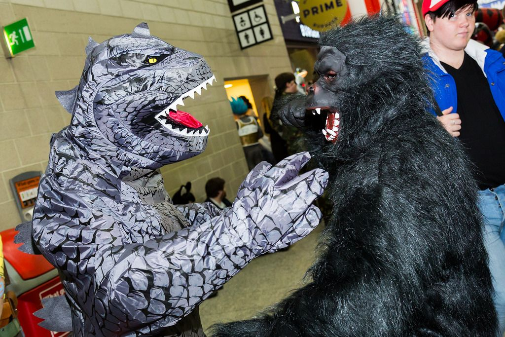 91a1d4401c6 The World's Best Photos of godzilla and kingkong - Flickr Hive Mind ...