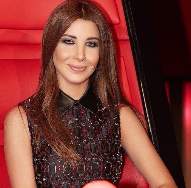 The Voice Kids Nancy Ajram Chain Necklace Fashion