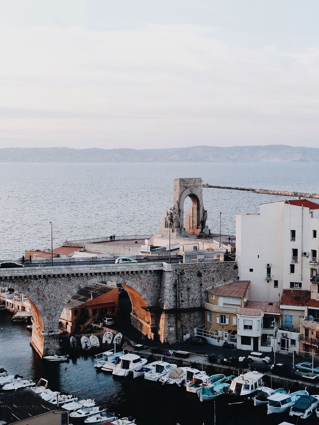 Marseille et ses recoins : Malmousque et le Vallon des Auffes