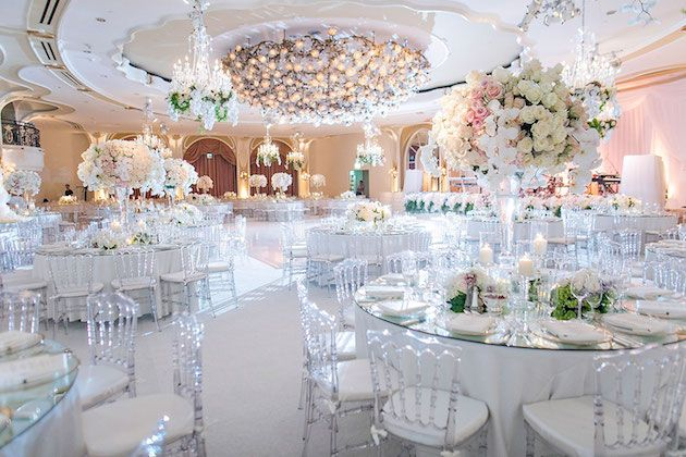 Wedding Design And Decor The Events Company