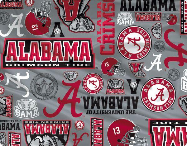 Alabama Pattern Print Skin Alabama Wallpaper Alabama Alabama Crimson Tide