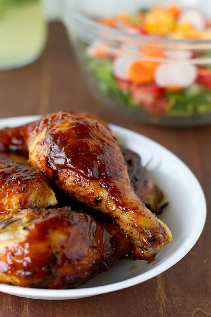 Baked Chicken Recipes Easy Bbq