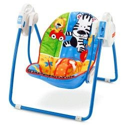 V8609 Fisher Price Animal Adorable Take Along Swing