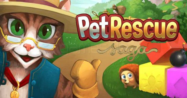 Pet Rescue Saga begrüßt euch auf Facebook | Games we love
