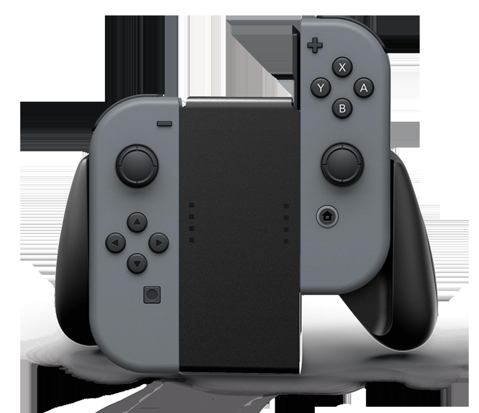 Powera Joy Con Comfort Grip For Nintendo Switch Black Walmart Com Nintendo Switch Accessories Nintendo Switch Nintendo