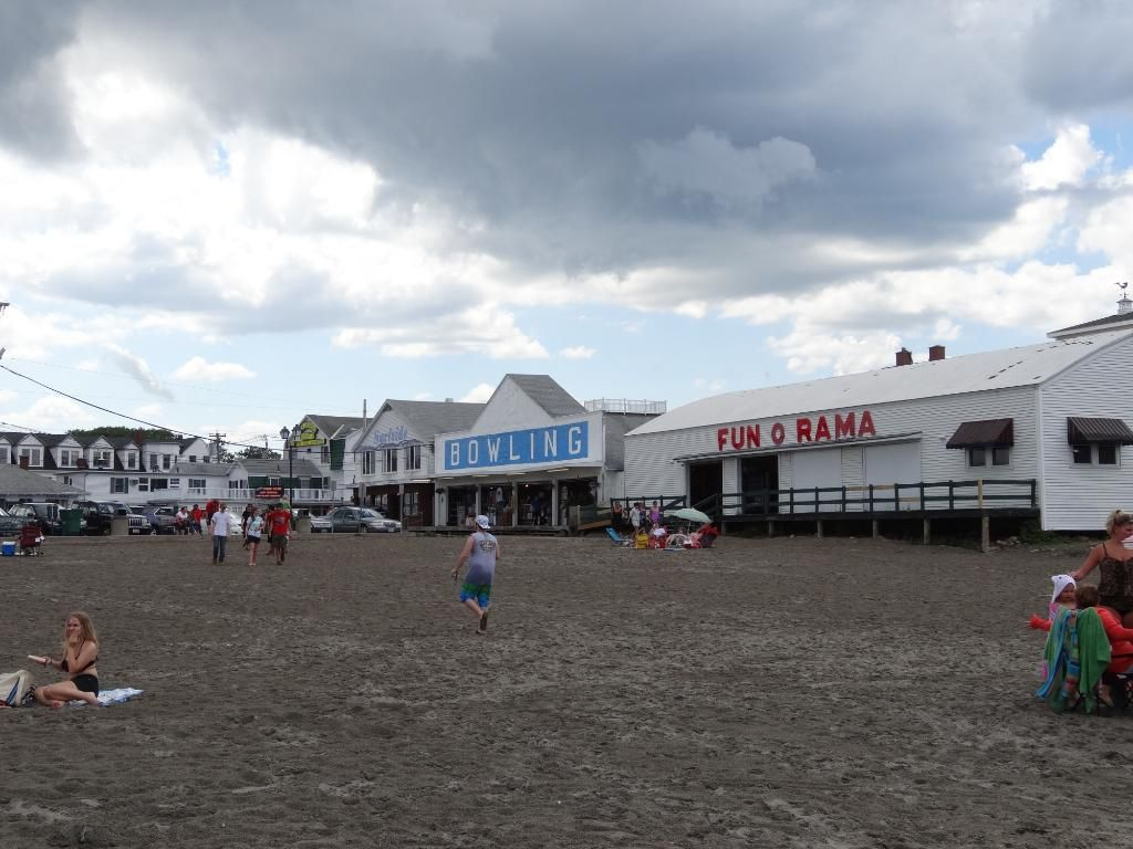 Short Sands Beach Fun O Rama At York Is The Best Vintage Arcade See 273 Traveler Reviews 28 Candid Photos And Great Deals For Me