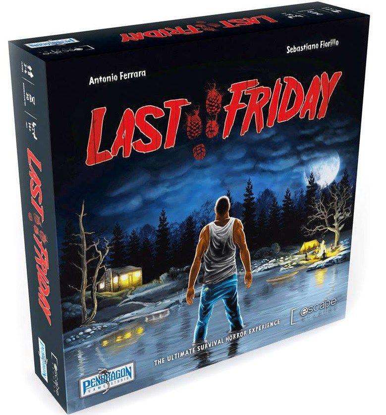 last friday boardgame