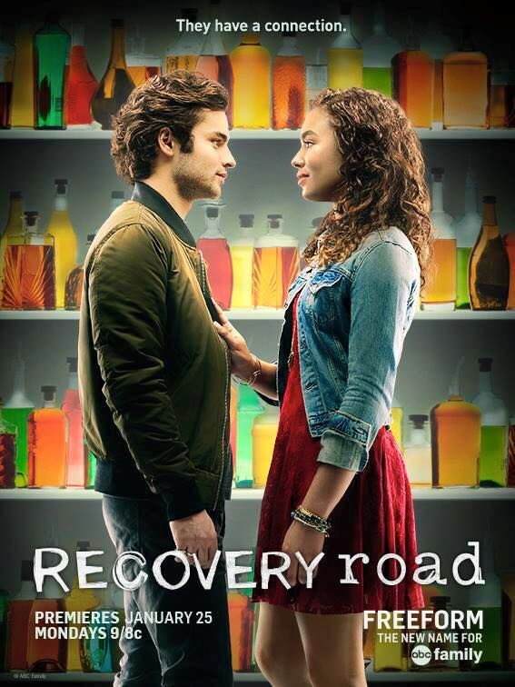 Recovery Road~ So Good Update: Canceled After A Season. This Series Deserved Another Season Just Because Of The Meaning.