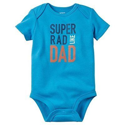 Other Newborn-5T Boys Clothes 147343  Carter S Baby Boys Super Rad Bodysuit  18 Months -  BUY IT NOW ONLY   15.9 on  eBay  other  clothes  carter  super  ... d7bac2096