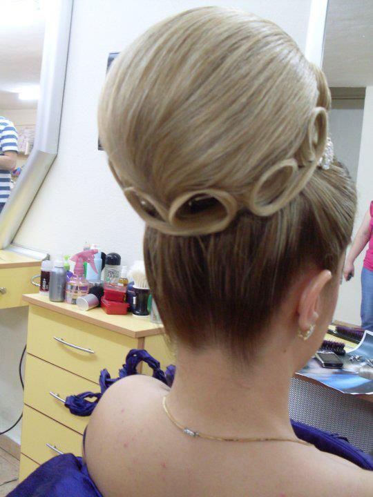 Elaborate Updo Amazing Updos Buns And Top Knots