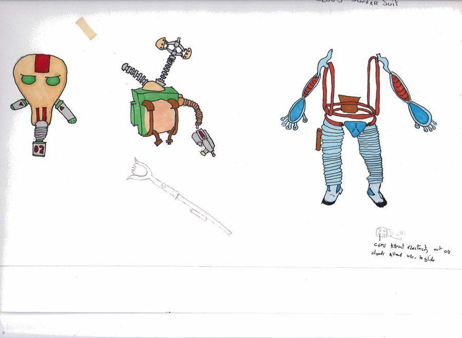 Suit ideas by ~Langsandwich on deviantART