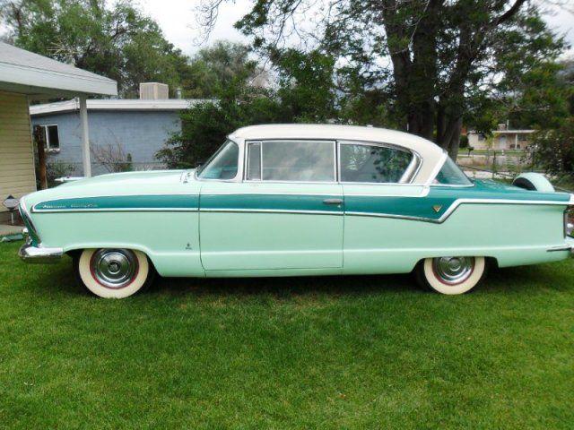 1956 Nash Ambassador  Price: $18,000