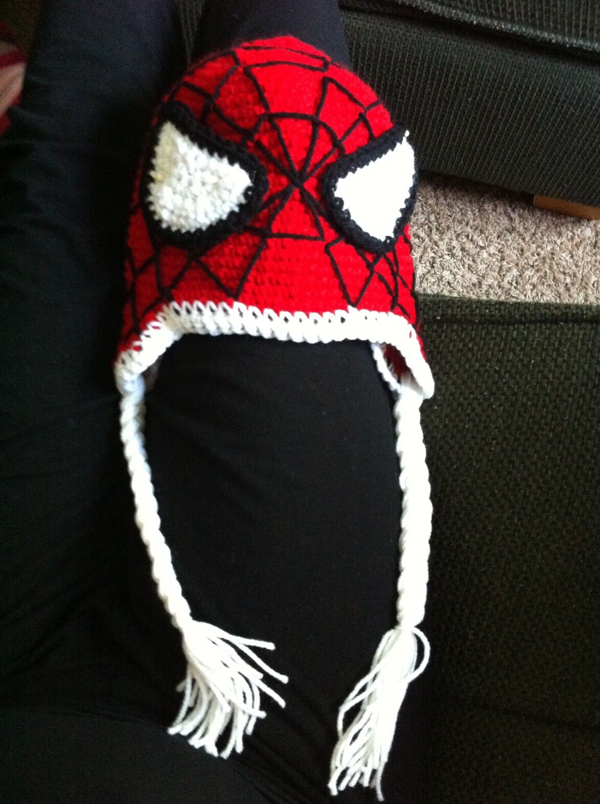 Spiderman Knitted Blanket Free Pattern | Pinterest | Spiderman, Free ...