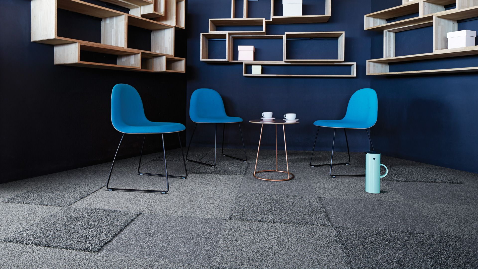 Interface are a carpet manufacturer that embraces the