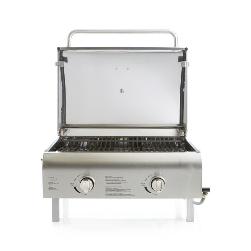 Cuisinart chef style 2burner gas grill gas grill gas
