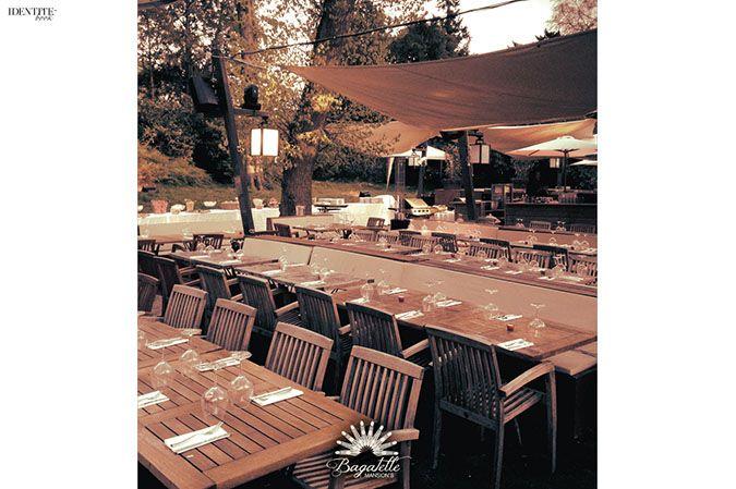 Bagatelle Restaurant Terrasse Jardin Bois De Boulogne More On Www