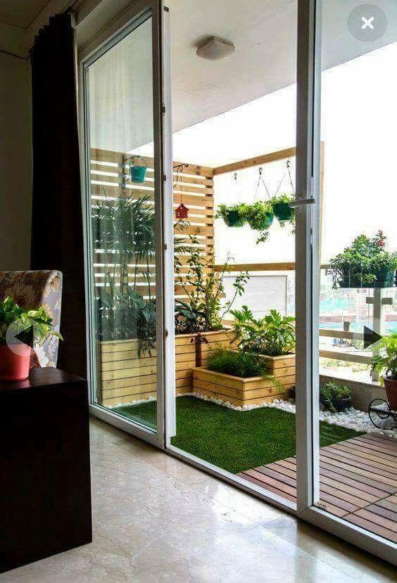 Pin de Samira Feddi en Terrasse Pinterest Terrazas, Balcones y