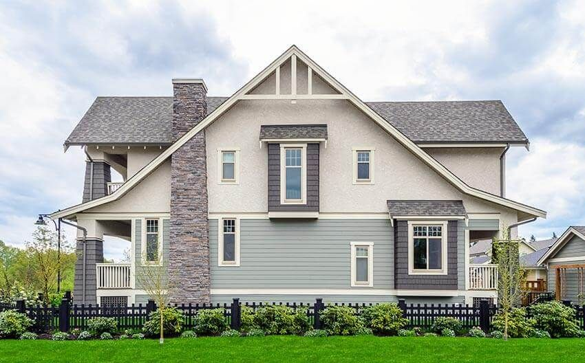 Roofing Shingles Prices 2018 Material And Installation Costs For 3 Tab Architectural Shingles Architectural Shingles Roof Shingles Gable Roof House