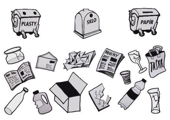 Tridime Odpad Pracovni List Ekologie V Ms Pinterest Education