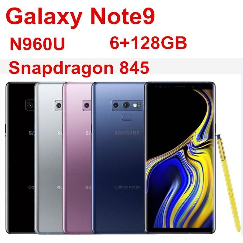 Samsung Galaxy Note 9 NEW Unlocked RAM 6GB ROM 128GB