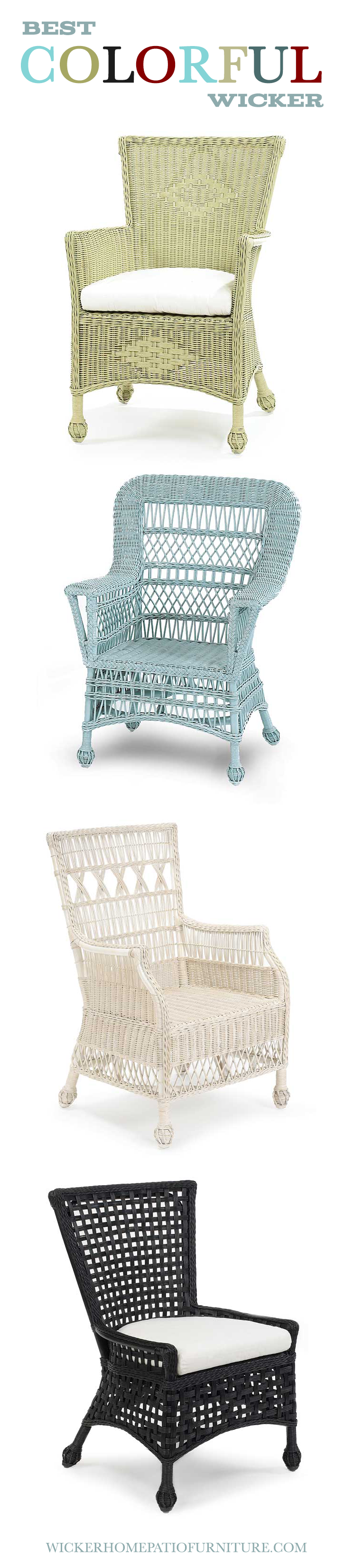 Indoor Wicker Chairs Outdoor Chair Cushions Wicker Chairs Wicker Furniture