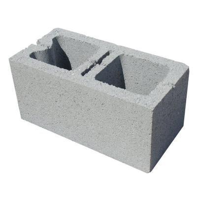 Oldcastle 16 In X 8 In X 8 In Concrete Block 30161345 The Home Depot Concrete Blocks Decorative Cinder Blocks Concrete Patio Makeover