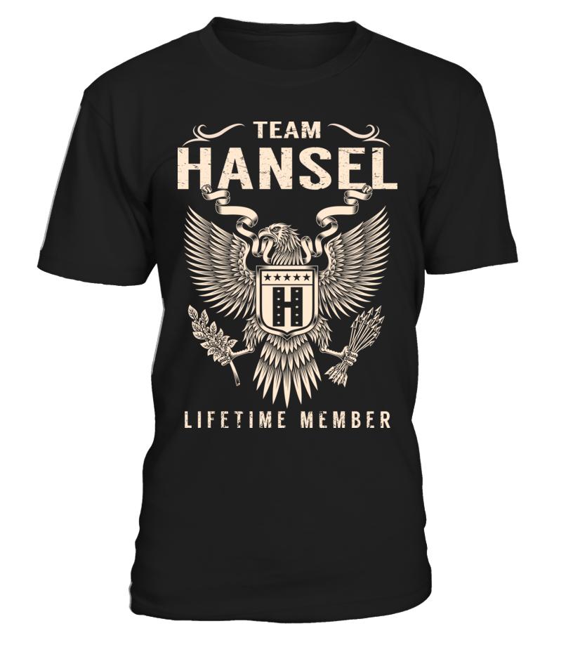 Team HANSEL - Lifetime Member