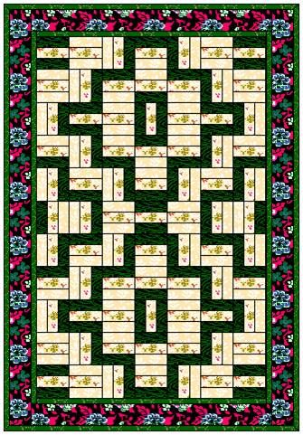 Free 5 yard patterns throw size from wood valley designs Wood valley designs