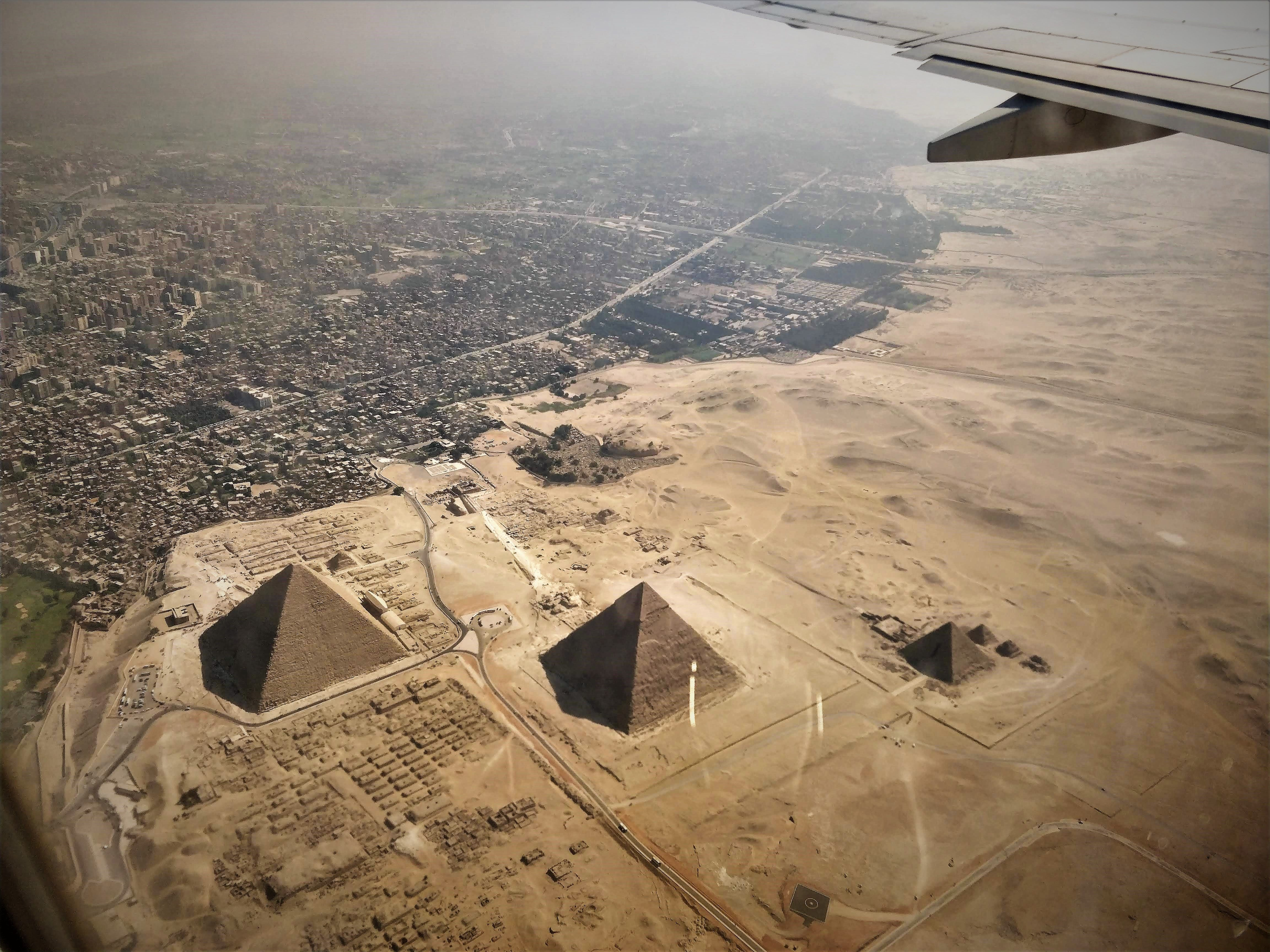 Cheap Flights to Egypt from 624 Pyramids of giza, Great