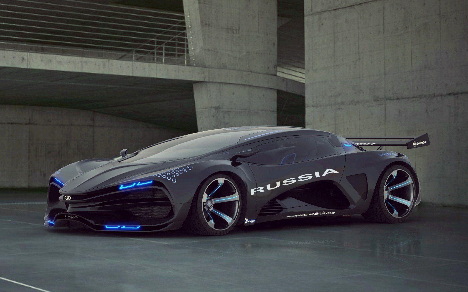 concept car marusia