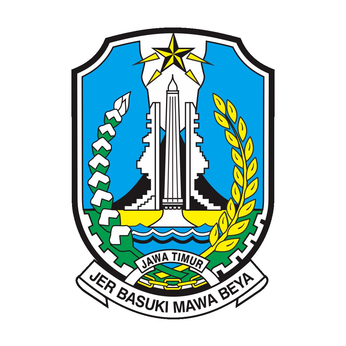 Free Download Logo Jawa Timur Vector Cdr Png Hd Klik Disini Untuk Mendapatkan Logo Vektor Lainnya Desain Grafis Grafis Desain