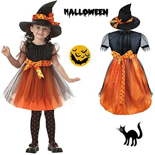 Halloween Clothes Costume Dress Party Dresses and Witch Hat Cool - cute cat halloween costume ideas