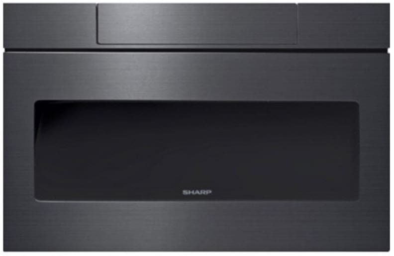 Sharp Smd2470ah Microwave Drawer Black Stainless Steel Microwave