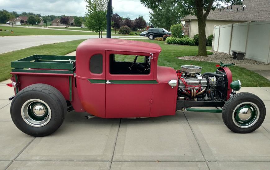 1929 Studebaker Hot Rod