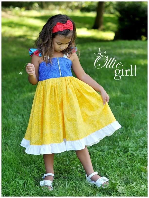 Snow White Simply a Princess Sundress Dress Costume Dress up ...